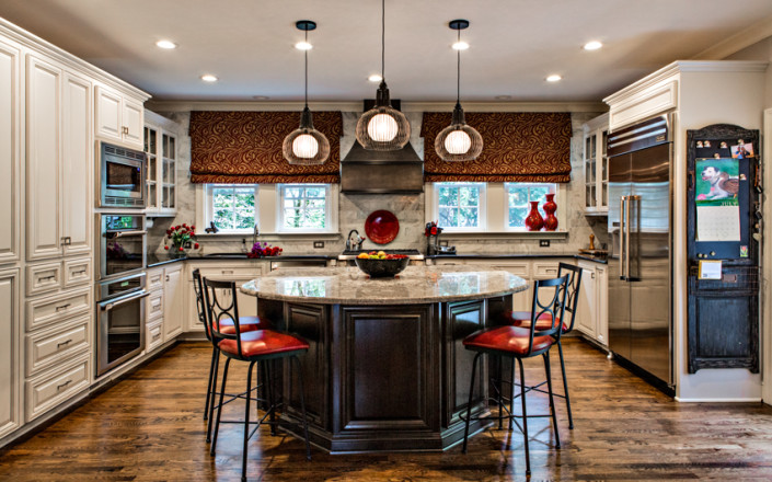 Alcorn's Custom Woodworking Inc-Durham NC kitchen project
