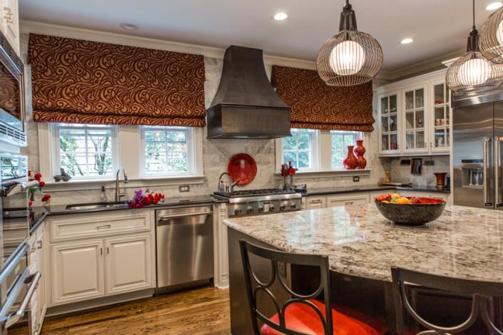 Alcorn's Custom Woodworking Inc-Durham NC kitchen project