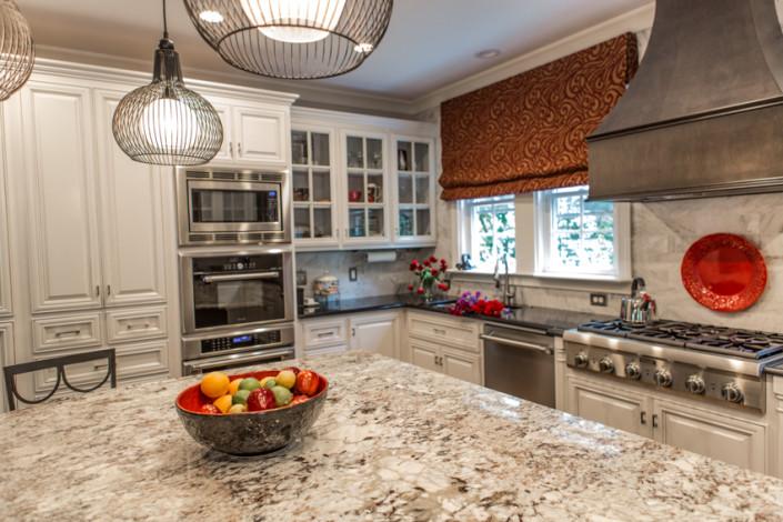Alcorn's Custom Woodworking Durham NC kitchen